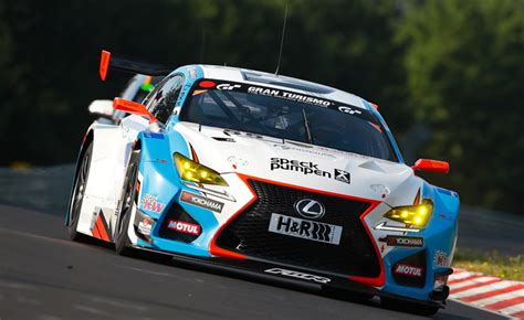 Lexus RC F GT3 US Debut Could be Delayed Because it?s Too Slow