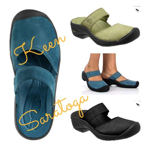 Comfortable Shoes For Surgeons by The Keen Saratoga Is Back