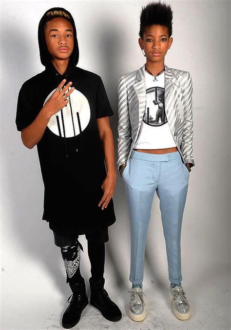 Fashion Misfit Catwalk by Black And Misfit Jaden Smith Msftsrep Fashion