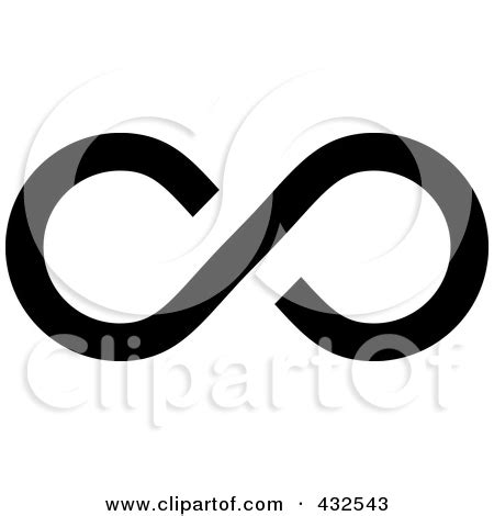 free infinity infinity anchor clipart