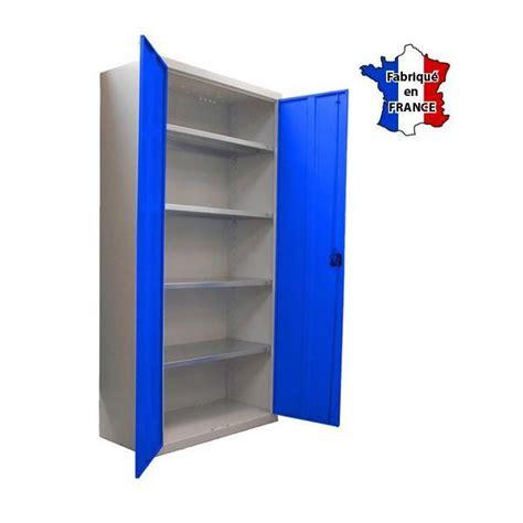 armoire metallique atelier armoire m 233 tallique de rangement d atelier qualit 233 et