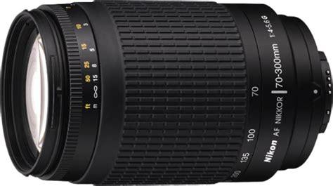 Nikon Af 70 300 Mm F 4 5 6 G nikon af zoom nikkor 70 300 mm f 4 5 6g lens nikon