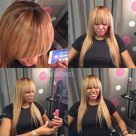 blonde bob no leave out the 25 best ideas about sew in with bangs on pinterest