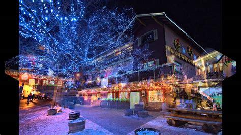 christmas activities in wa state at leavenworth wa usa
