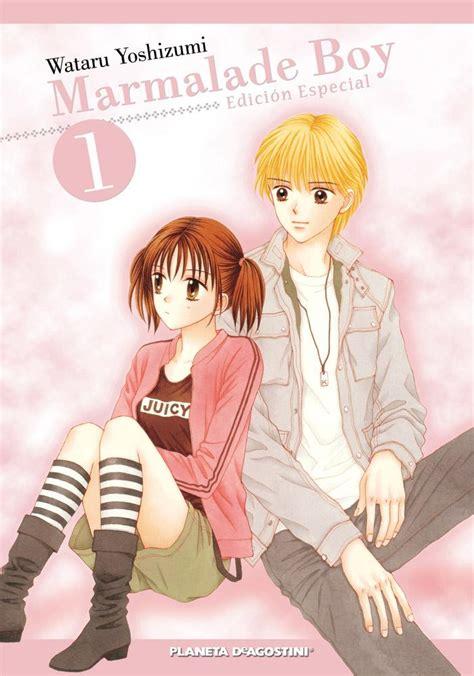 tokyopop list marmalade boy los animes de magrat ajostiernos