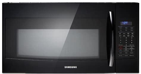 Samsung The Range Microwave Samsung Smh1927b Xaa 1 9 Cu Ft The Range Microwave Black Sears Outlet