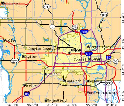Douglas County Nebraska Property Records Douglas County Nebraska Detailed Profile Houses Real Estate Cost Of Living Wages