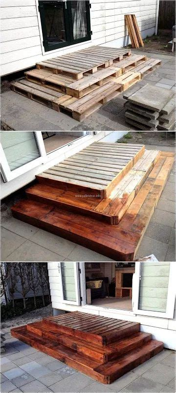 create a faux wood pallet wall wendy james designs 25 best ideas about pallet patio on pinterest pallet