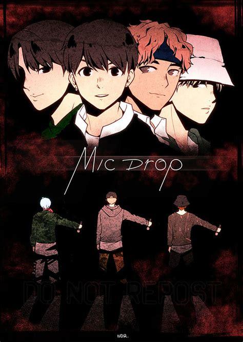 bts mic drop bts mic drop by yukinadare on deviantart