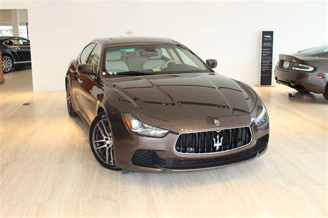 Maserati Ghibli Dealer by 2015 Maserati Ghibli S Q4 Stock 7nl01698a For Sale Near