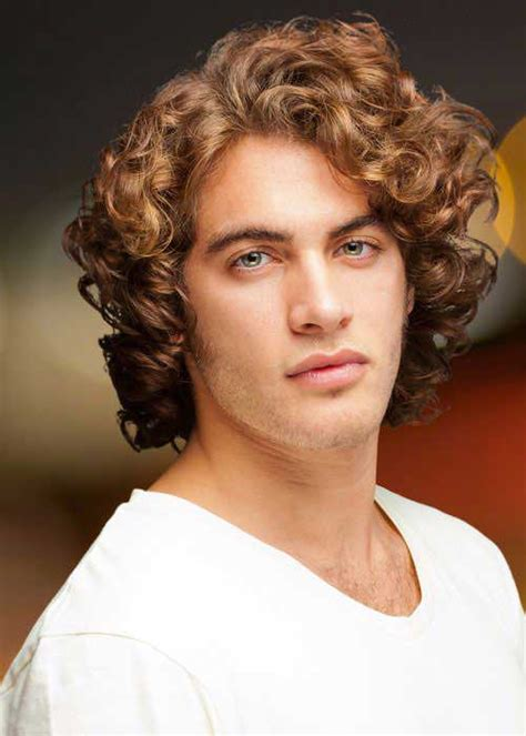 curly mens hairstyles   mens hairstyles