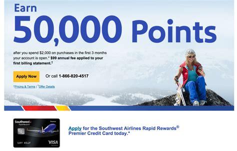 Southwest Premier Business Card