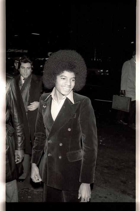 Michael Jackson   See Rare Photos Inside Studio 54