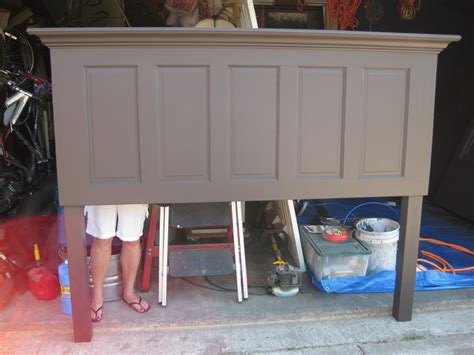 Headboards Made From Doors Eclectic Dallas By Make Headboard From Door