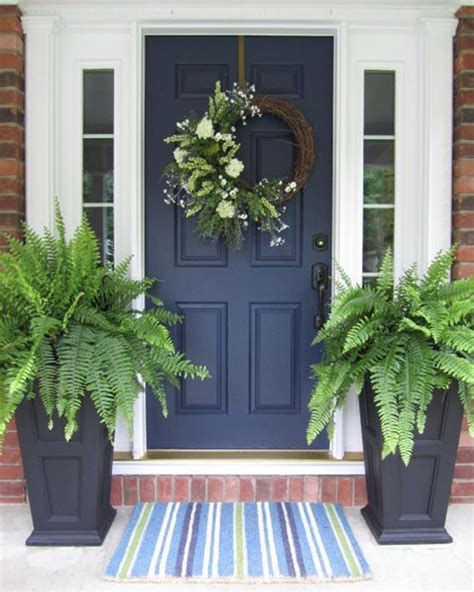 Exterior Door Ideas 25 Best Ideas About Colored Front Doors On Exterior Door Colors Painting Front