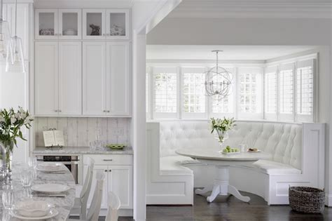 banquettes for kitchens dining in comfort with kitchen banquettes