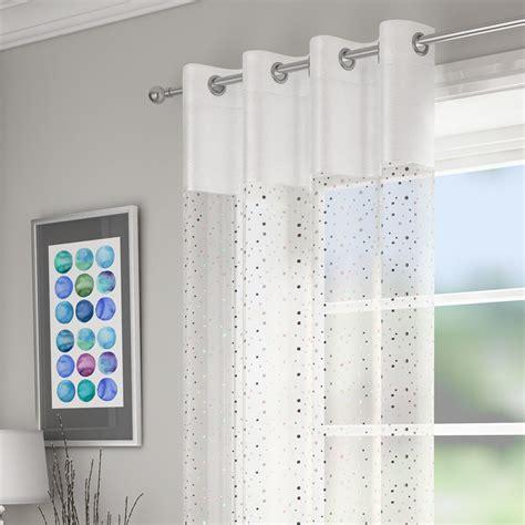 sequin net curtains filigree glitz sequins diamante sheer voile curtain