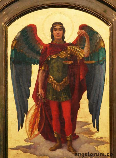 The Archangel Michael the archangel michael spread