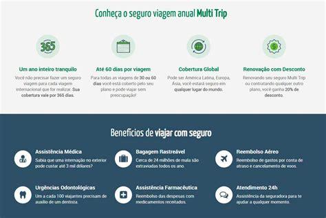 Multi Trip dicas para viagens seguros promo multi trip