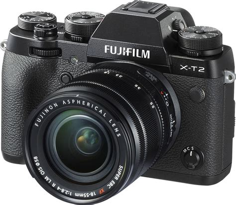 Fujifilm Xf 18 55mm F 2 8 4 R Ois fujifilm x t2 kit xf 18 55mm f 2 8 4 r lm ois skroutz gr