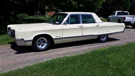 67 Chrysler Newport by 1967 Chrysler Newport With Torq Thrust Original Wheels