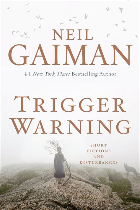 libro trigger warning short fictions book review trigger warning short fictions and disturbances by neil gaiman