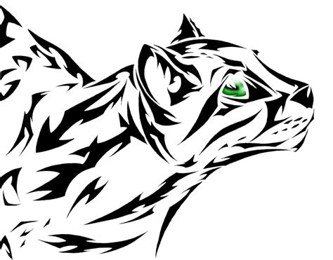 wildcat tattoos design tribal wildcat by l4tin g3cko on deviantart