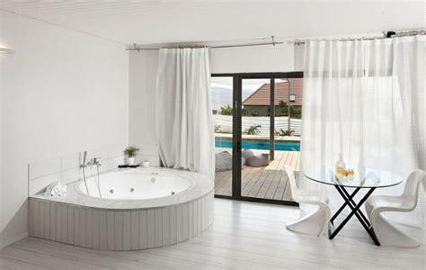 Vorhang Für Badewanne by Badezimmer Vorh 228 Nge Ideen