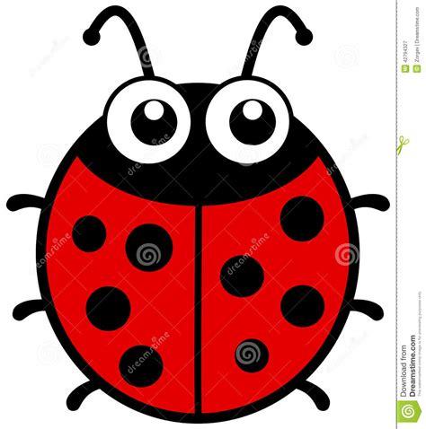 printable bug eyes a ladybug with big eyes stock image image of wildlife