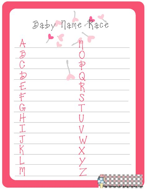 free printables for baby shower girl baby shower com best baby decoration