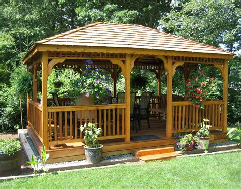 big gazebo exterior diy big gazebo design with brick wall design and