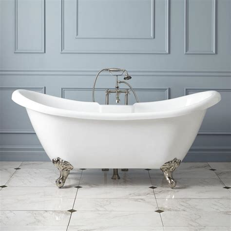 home bathtubs luxurious corner freestanding clawfoot bathtubs home