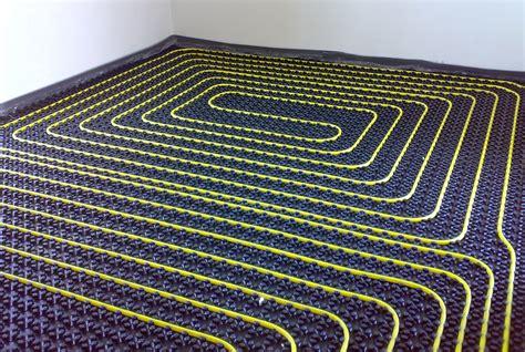 pannelli radianti a pavimento pannelli radianti perch 233 utilizzarli