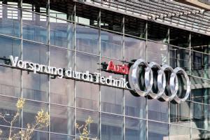 Audi Zentrale Deutschland by Polizei News Welt