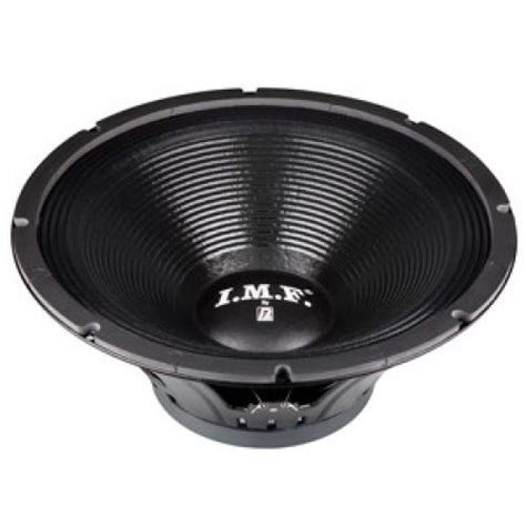 p audio imf hp18w 18 inch 500w bass speaker ebay