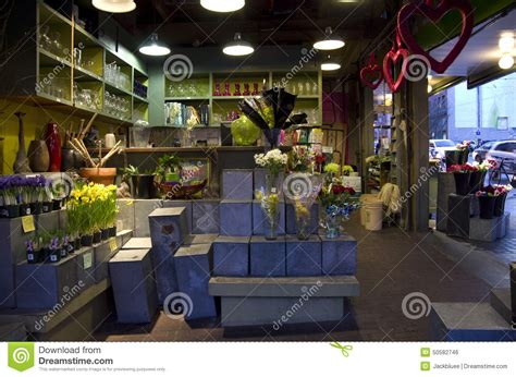 remarkable and unique lights from qisdesign interior flower shop interior lighting editorial photo image