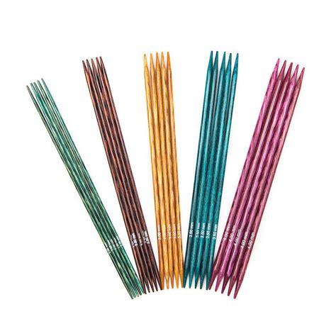 best knitting needles for socks knitpro dreamz point needle socks set knitting