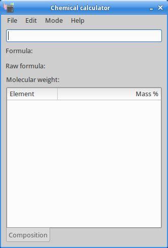 tutorial menggunakan ionic tutorial aplikasi chemical calculator chemistry is