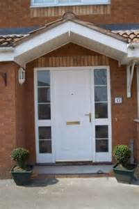 Front Door Porches Uk Create A Porch That Helps Keep Your Home Warmer And More Secure