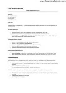 assistant resume sle experience resumes