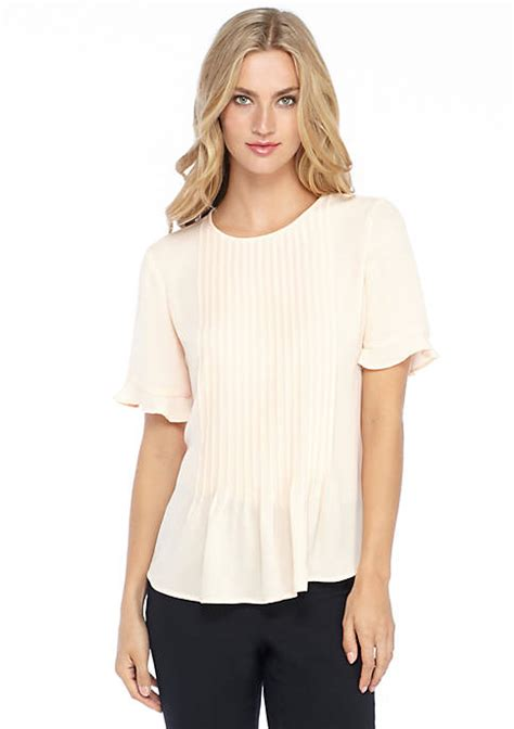 Jumbo Blouse Limited pleated sleeve blouse the limited