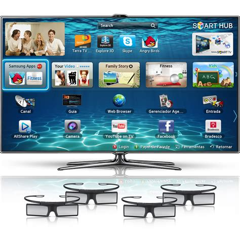 Tv Led Samsung 42 Inch 3d samsung 40 quot smart led tv with android syestem welcome to hasnain computers