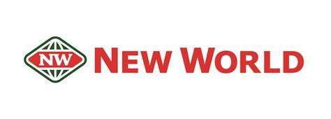New World new world logo batiste