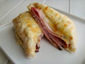 croque monsieur baked by joanna