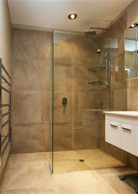 fixed shower screens shower solutions