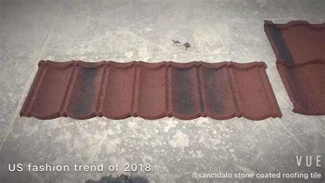 metal building material cheap asphalt shinglesstone