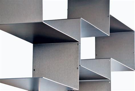 librerie in ferro kriptonite libreria da parete 25 52 finitura in ferro