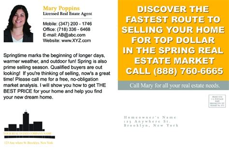 the novice s overview of turning real estate jilbean customize your real estate postcard design now