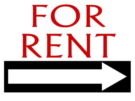 for rent templates