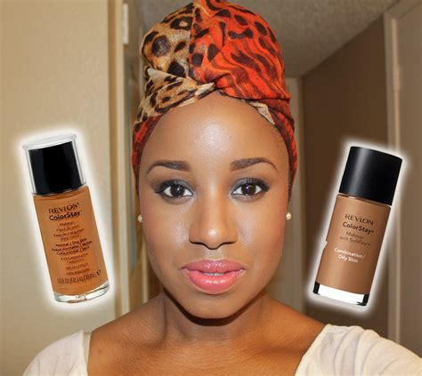 Color Combination Finder by Review Of Revlon Colorstay Foundation Cappuccino